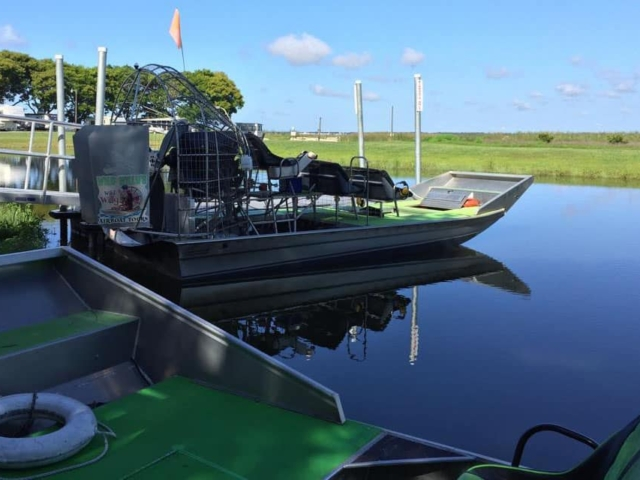 Wild Willy's Airboat Ride Tours Coupons