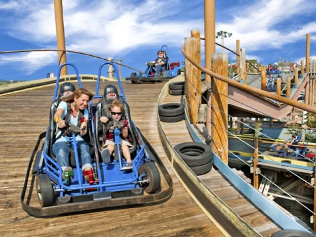 The Track Family Fun Parks Coupons