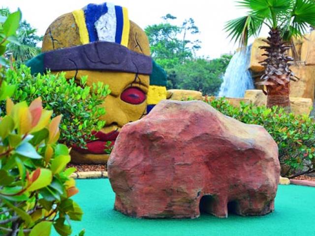 Cancun Lagoon Mini Golf Coupons