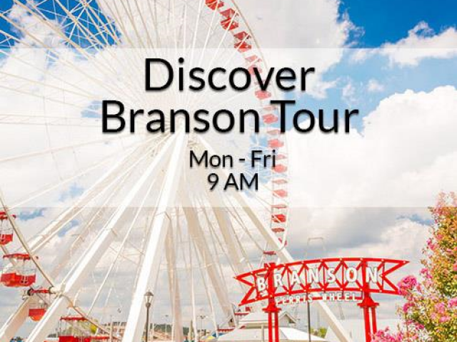 Discover Branson Guided Tour Coupons