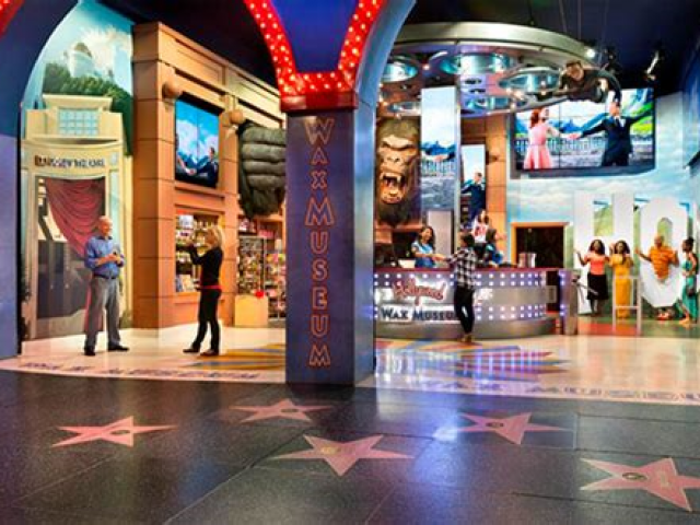 Hollywood Wax Museum CA Coupons