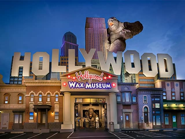 Hollywood Wax Museum Branson Coupons