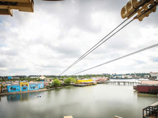 Soar Explore Zipline And Ropes Course Coupons
