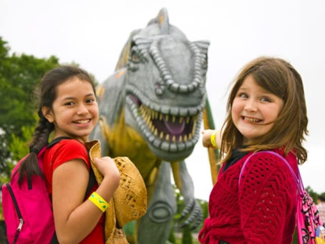 Coupon code for dinosaur exhibit