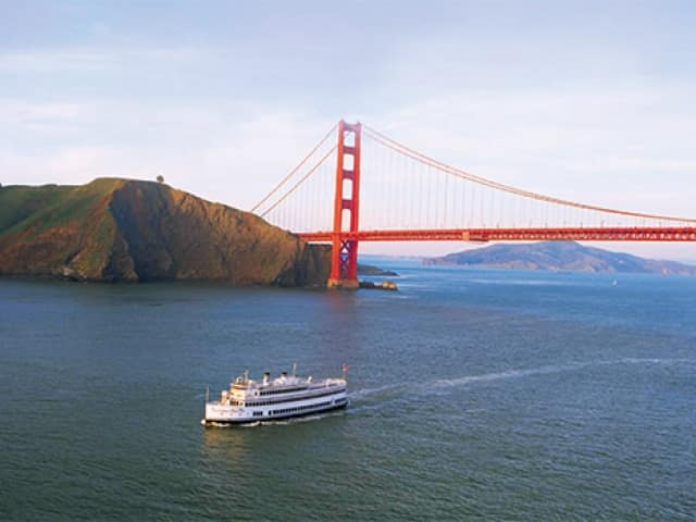 Save $ Off all San Francisco Bay Cruises with Red and White Fleet Mobile Friendly coupon! Offering San Francisco Bay Cruises under the Golden Gate Bridge, around Alcartaz, and a romantic Sunset Cruise.