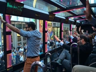 The Ride NYC Tour Coupons