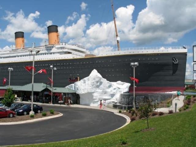 Titanic Branson Coupons