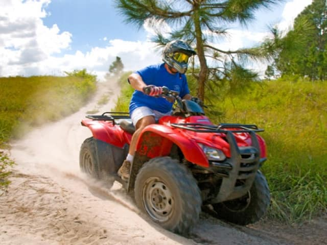 Revolution Off Road ATV Experience Coupons