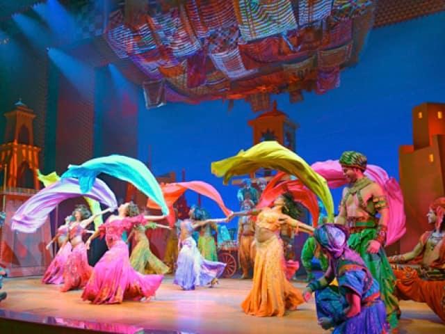 Aladdin Show New York City Coupons