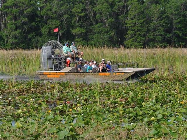 Boggy Creek Airboat Rides Orlando Coupons