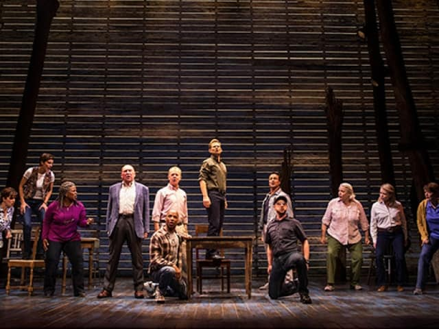 Come From Away Show New York City Coupons