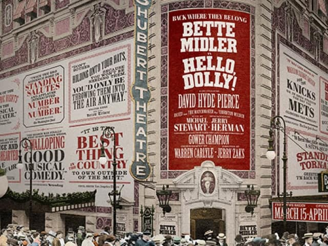 Hello Dolly Show New York City Coupons