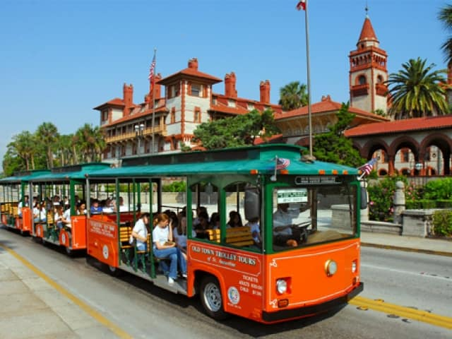 St Augustine Old Town Trolley Tour Coupons