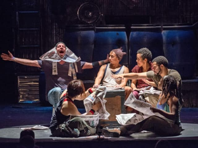Stomp Show New York City Coupons
