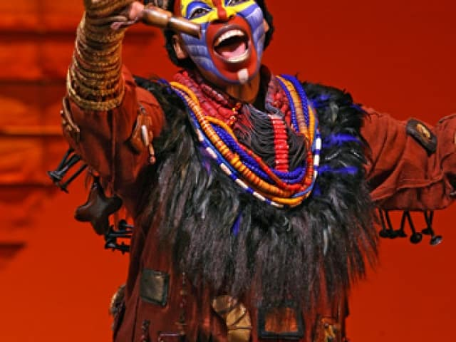 The Lion King Show New York City Coupons