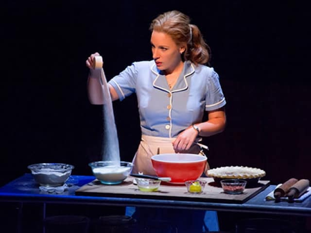 Waitress Show New York City Coupons