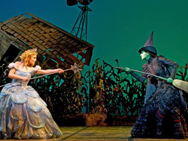 Wicked Show New York City Coupons