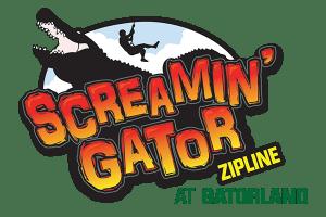 Gatorland Screamin Gator Zipline Coupons