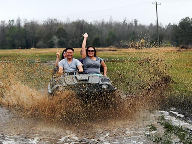Revolution Off Road Mucky Duck Experience Coupons