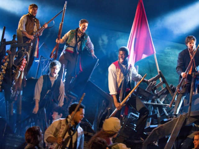 Les Miserables Broadway Coupons