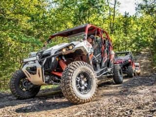 Ozark Off Road ATV Adventures Coupons