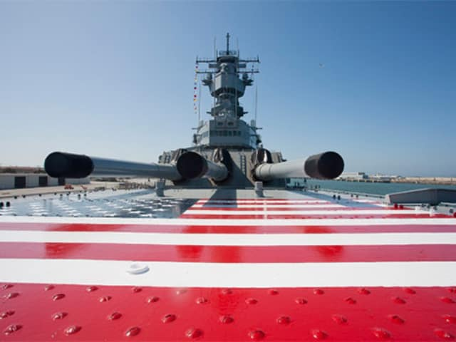 Battleship Iowa Museum Coupons