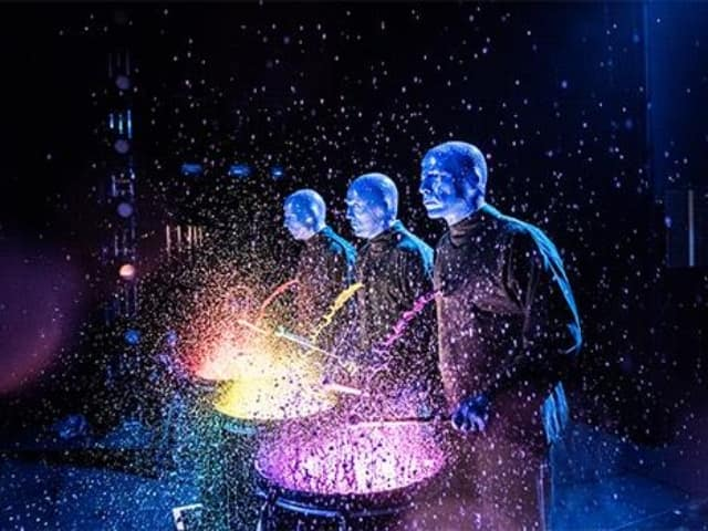 Blue Man Group Las Vegas Coupons