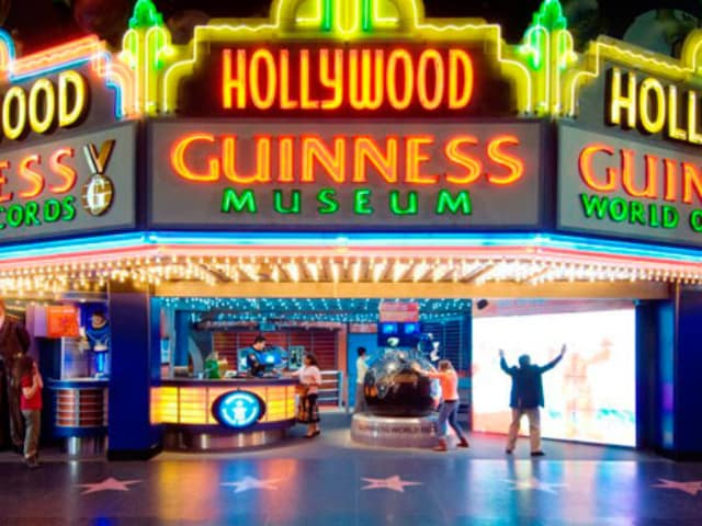 Guinness World Records Museum Los Angeles Coupons
