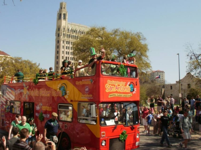 Hop On Hop Off San Antonio Coupons