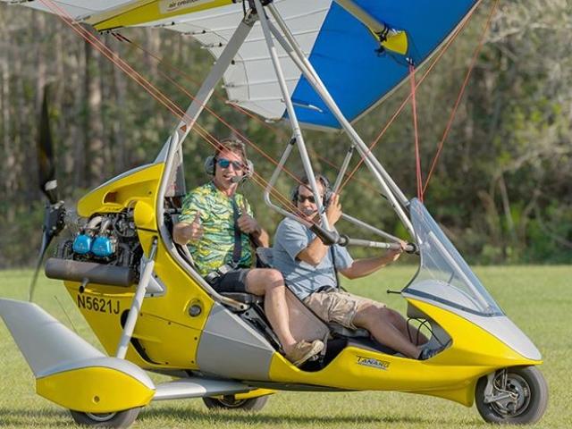 Discovery Flight Hang Gliding Orlando Coupons