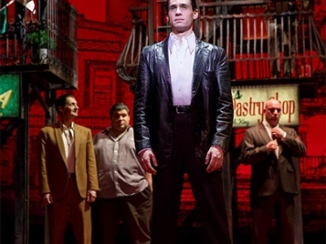Bronx Tale Musical Broadway Coupons
