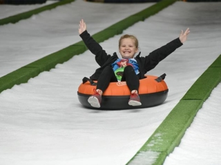 Pigeon Forge Snow Indoor Snow Tubing Coupons