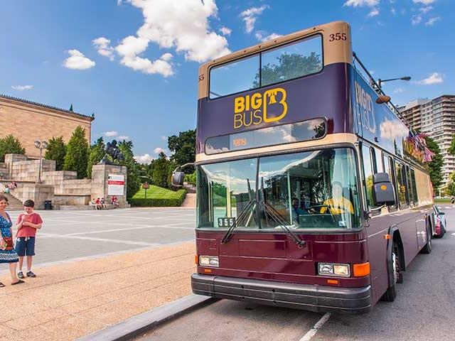 Big Bus Company Philadelphia Trolley Works Coupons
