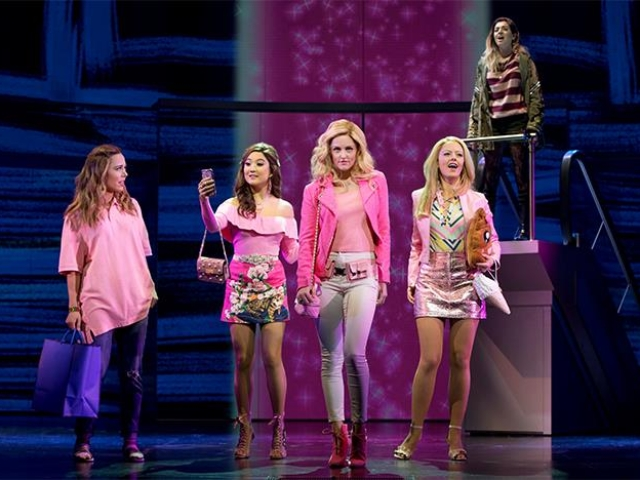Mean Girls Musical New York Coupons